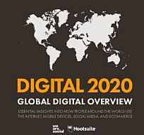 Digital 2020 Global Digital Overview